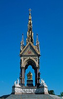 England _ London _ District of Kensington _ Albert Memorial
