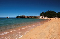 New Zealand _ South Island _ Kaiteriteri Beach