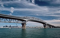 New Zealand _ North Island _ Auckland _ Harbor Bridge