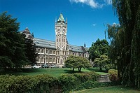 New Zealand _ South Island _ Otago _ Dunedin _ University of Otago 1869 _ oldest in the country