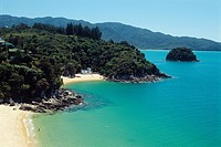 New Zealand _ South Island _ Kaiteriteri cove