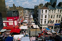 England _ London _ Whitechapel district _ Petitcoat Lane Market