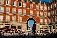 Spain _ Madrid _ Plaza Mayor
