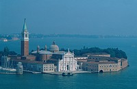 Italy _ Venice _ Island of San Giorgio Maggiore