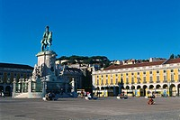 Portugal - Lisbon - Commerce Square (thumbnail)