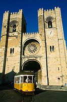 Portugal _ Lisbon _ S&#218; Catedral