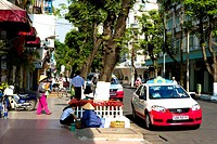 Vietnam _ Ho Chi Minh_City Sa'gon _ Duong Dong Khoi Street