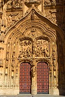 Spain _ Castile and Leon _ Salamanca _ New Cathedral Catedral Nueva