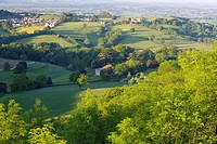Stinchcombe, Gloucestershire, UK