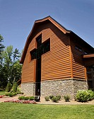 Billy Graham Library, Charlotte, North Carolina, USA