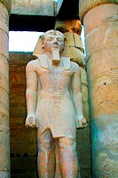 Egypt _ temple of Luxor