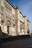 Great Mosque, Cordoba. Andalucia, Spain