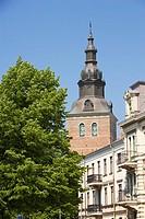 Church, Kristianstad, Skåne, Sweden