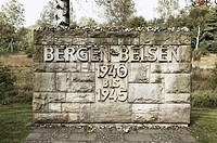 Germany, Bergen_Belsen Memorial