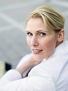 Germany, Baden_Württemberg, Stuttgart, Businesswoman, portrait