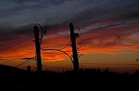 Sonnenuntergang in der Kaffa_Bucht