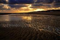 Morgenstimmung am Strand...