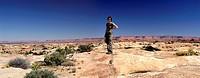 Die weite von Utah