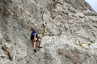 Unterwegs auf die Zugspitze 06