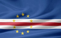 Kap Verdische Flagge