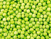 PEA Worldwide distribution except for South Africa Green peas.