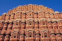 Hawa Mahal Palace of wind , Jaipur, Rajasthan , India