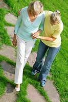 SOCIAL AID FOR ELDERLY PERSON Models.