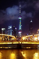Cityscape Of Shanghai,China