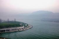 Three Gorges Dam,Hubei,China