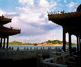 Beihai Park,Beijing,China