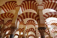 Great Mosque, Cordoba. Andalucia, Spain