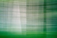 Abstract green blur
