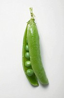 Peas in the pod