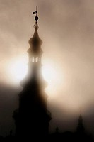 Tower of the Town Hall,  Zamosc, Poland