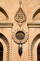 Turkey, Eastern Turkey, Mardin, Typical Mardin house now Tatlidede Boutique Hotel