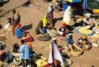 Ethiopia, Harar, market