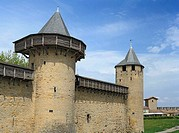 Carcassonne, UNESCO World Heritage Site, Languedoc-Roussillon, France