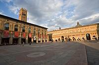 Historic Center ´centro storico´, Bologna, Emilia_Romagna, Italy