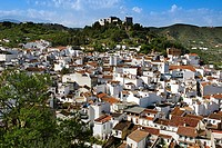 Spain. Andalusia. Malaga. Village of Monda.