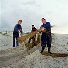 Rottum, Rottumeroog, Wadden Islands, Groningen, The Netherlands, Holland, Europe