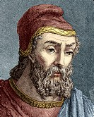 Archimedes of Syracuse c. 287_212 BC, Greek mathematician, physicist and engineer. Archimedes is regarded as the greatest mathematician of ancient tim...