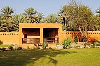 El Ain Museum Gardens, Al Ain, Abu Dhabi, United Arab Emirates, Asia