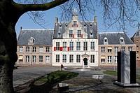 St. Jorisdoelen, Middelburg, Walcheren, Zeeland, Netherlands