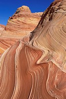 Petrified sand dunes, Coyote Buttes, Arizona, USA