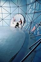 Murcia pavilion, Expo Zaragoza 2008. Zaragoza, Aragon, Spain