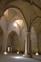 Monasterio de Rueda (XIII). Sástago. Saragossa