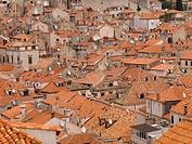 Rooftops, Dubrovnik, Croatia