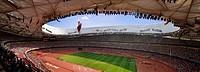 Indoors Scene Of National Stadium,Beijing,China