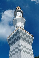 Maldives _ Male _The Islamic Center _ Huskuru Miskiiy Mosque
