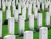 Airbone Cemetery, Oosterbeek, The Netherlands